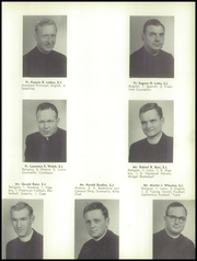 Page 15, 1957 Edition, Chaplain Kapaun Memorial High School - Crusader Yearbook (Wichita, KS) online yearbook collection