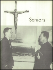 Page 17, 1957 Edition, Chaplain Kapaun Memorial High School - Crusader Yearbook (Wichita, KS) online yearbook collection