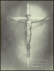 Page 9, 1957 Edition, Chaplain Kapaun Memorial High School - Crusader Yearbook (Wichita, KS) online yearbook collection
