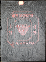 Page 1, 1945 Edition, Oxford High School - Oxford Wildcats Yearbook (Oxford, KS) online yearbook collection