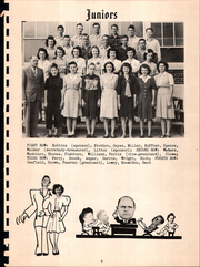 Page 13, 1945 Edition, Oxford High School - Oxford Wildcats Yearbook (Oxford, KS) online yearbook collection