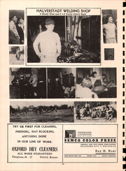 Page 14, 1945 Edition, Oxford High School - Oxford Wildcats Yearbook (Oxford, KS) online yearbook collection
