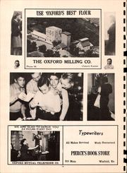 Page 16, 1945 Edition, Oxford High School - Oxford Wildcats Yearbook (Oxford, KS) online yearbook collection