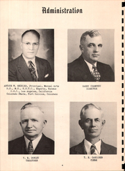 Page 8, 1945 Edition, Oxford High School - Oxford Wildcats Yearbook (Oxford, KS) online yearbook collection