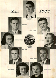 Page 10, 1949 Edition, Oxford High School - Oxford Wildcats Yearbook (Oxford, KS) online yearbook collection