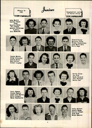 Page 12, 1949 Edition, Oxford High School - Oxford Wildcats Yearbook (Oxford, KS) online yearbook collection