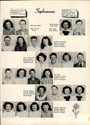 Page 13, 1949 Edition, Oxford High School - Oxford Wildcats Yearbook (Oxford, KS) online yearbook collection