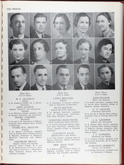 Page 16, 1938 Edition, Shawnee Mission North High School - Indian Yearbook (Overland Park, KS) online yearbook collection
