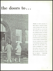 Page 11, 1959 Edition, Shawnee Mission North High School - Indian Yearbook (Overland Park, KS) online yearbook collection