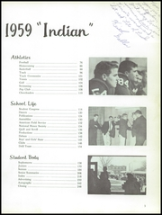Page 9, 1959 Edition, Shawnee Mission North High School - Indian Yearbook (Overland Park, KS) online yearbook collection