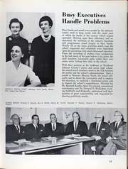 Page 18, 1961 Edition, Shawnee Mission North High School - Indian Yearbook (Overland Park, KS) online yearbook collection