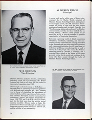 Page 19, 1961 Edition, Shawnee Mission North High School - Indian Yearbook (Overland Park, KS) online yearbook collection