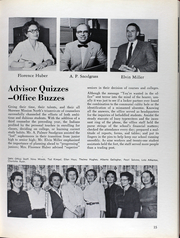 Page 20, 1961 Edition, Shawnee Mission North High School - Indian Yearbook (Overland Park, KS) online yearbook collection
