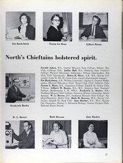 Page 22, 1961 Edition, Shawnee Mission North High School - Indian Yearbook (Overland Park, KS) online yearbook collection