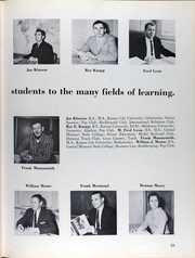Page 28, 1961 Edition, Shawnee Mission North High School - Indian Yearbook (Overland Park, KS) online yearbook collection