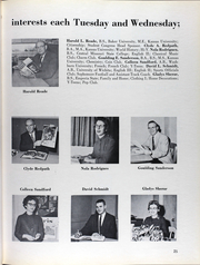 Page 30, 1961 Edition, Shawnee Mission North High School - Indian Yearbook (Overland Park, KS) online yearbook collection