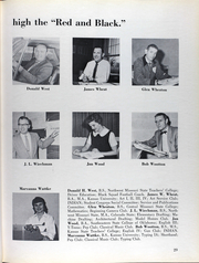 Page 34, 1961 Edition, Shawnee Mission North High School - Indian Yearbook (Overland Park, KS) online yearbook collection