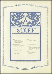 Page 11, 1929 Edition, Washington High School - Hatchet Yearbook (Kansas City, KS) online yearbook collection