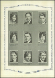 Page 12, 1929 Edition, Washington High School - Hatchet Yearbook (Kansas City, KS) online yearbook collection
