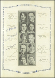 Page 15, 1929 Edition, Washington High School - Hatchet Yearbook (Kansas City, KS) online yearbook collection