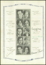 Page 16, 1929 Edition, Washington High School - Hatchet Yearbook (Kansas City, KS) online yearbook collection