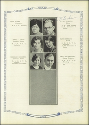 Page 17, 1929 Edition, Washington High School - Hatchet Yearbook (Kansas City, KS) online yearbook collection