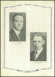 Page 8, 1929 Edition, Washington High School - Hatchet Yearbook (Kansas City, KS) online yearbook collection