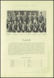 Page 17, 1931 Edition, Washington High School - Hatchet Yearbook (Kansas City, KS) online yearbook collection