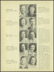 Page 12, 1947 Edition, Washington High School - Hatchet Yearbook (Kansas City, KS) online yearbook collection