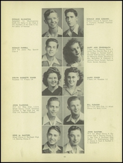 Page 14, 1947 Edition, Washington High School - Hatchet Yearbook (Kansas City, KS) online yearbook collection