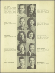 Page 15, 1947 Edition, Washington High School - Hatchet Yearbook (Kansas City, KS) online yearbook collection