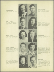 Page 16, 1947 Edition, Washington High School - Hatchet Yearbook (Kansas City, KS) online yearbook collection