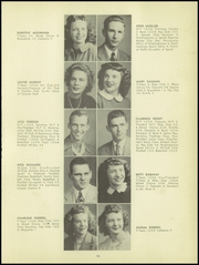 Page 17, 1947 Edition, Washington High School - Hatchet Yearbook (Kansas City, KS) online yearbook collection