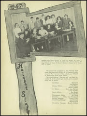Page 6, 1947 Edition, Washington High School - Hatchet Yearbook (Kansas City, KS) online yearbook collection