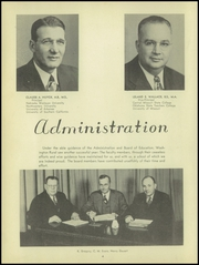 Page 8, 1947 Edition, Washington High School - Hatchet Yearbook (Kansas City, KS) online yearbook collection