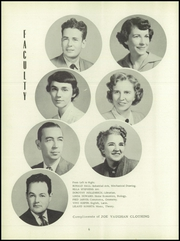 Page 10, 1952 Edition, Washington High School - Hatchet Yearbook (Kansas City, KS) online yearbook collection