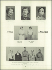 Page 12, 1952 Edition, Washington High School - Hatchet Yearbook (Kansas City, KS) online yearbook collection