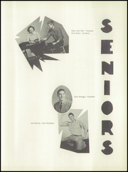 Page 13, 1952 Edition, Washington High School - Hatchet Yearbook (Kansas City, KS) online yearbook collection