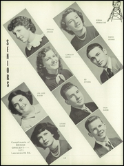 Page 14, 1952 Edition, Washington High School - Hatchet Yearbook (Kansas City, KS) online yearbook collection
