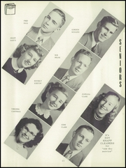 Page 15, 1952 Edition, Washington High School - Hatchet Yearbook (Kansas City, KS) online yearbook collection