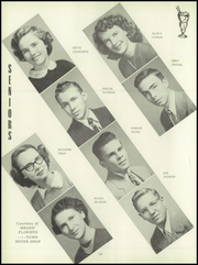 Page 16, 1952 Edition, Washington High School - Hatchet Yearbook (Kansas City, KS) online yearbook collection