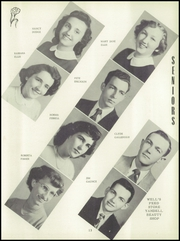 Page 17, 1952 Edition, Washington High School - Hatchet Yearbook (Kansas City, KS) online yearbook collection
