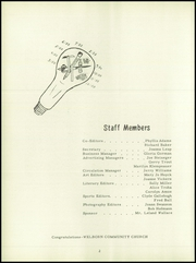 Page 6, 1952 Edition, Washington High School - Hatchet Yearbook (Kansas City, KS) online yearbook collection