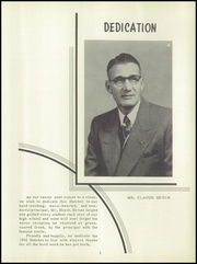 Page 7, 1952 Edition, Washington High School - Hatchet Yearbook (Kansas City, KS) online yearbook collection