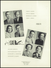 Page 11, 1953 Edition, Washington High School - Hatchet Yearbook (Kansas City, KS) online yearbook collection