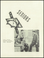 Page 13, 1953 Edition, Washington High School - Hatchet Yearbook (Kansas City, KS) online yearbook collection
