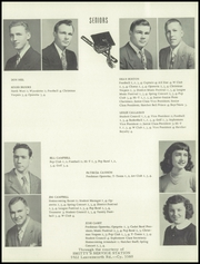 Page 15, 1953 Edition, Washington High School - Hatchet Yearbook (Kansas City, KS) online yearbook collection