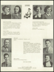 Page 16, 1953 Edition, Washington High School - Hatchet Yearbook (Kansas City, KS) online yearbook collection