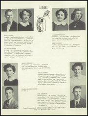 Page 17, 1953 Edition, Washington High School - Hatchet Yearbook (Kansas City, KS) online yearbook collection