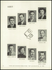Page 14, 1954 Edition, Washington High School - Hatchet Yearbook (Kansas City, KS) online yearbook collection